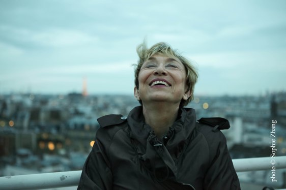 Julia Kristeva Paris 14 avril 2013 Photo Sophie Zhang